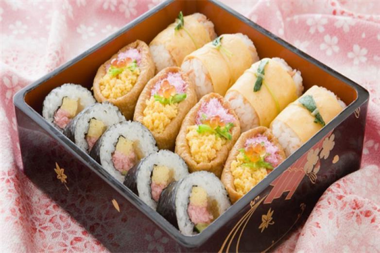 稻禾寿司加盟