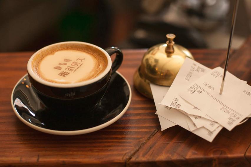 雕刻時光咖啡加盟