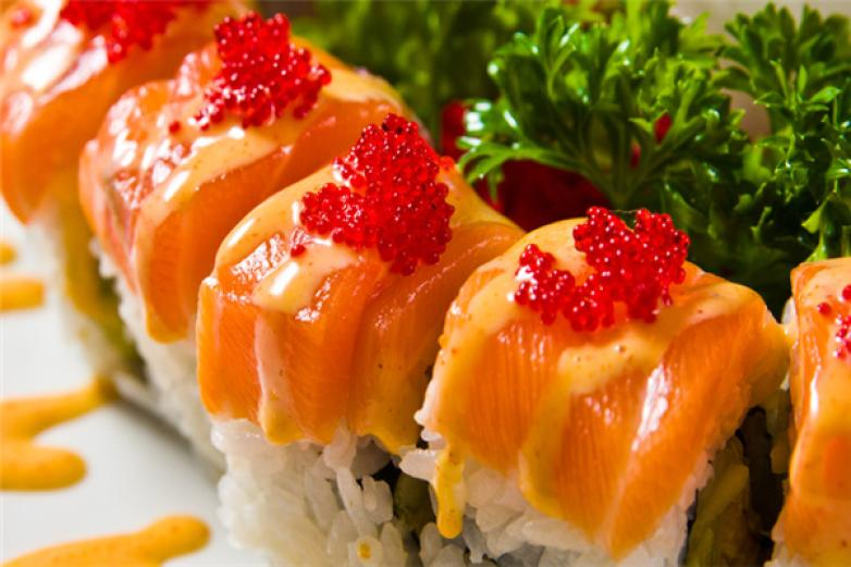 饭饭寿司加盟