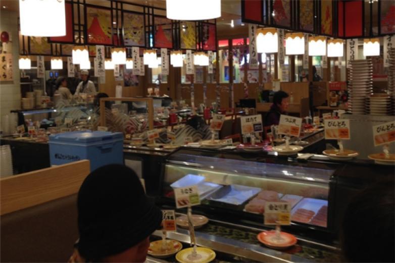 禾风寿司加盟