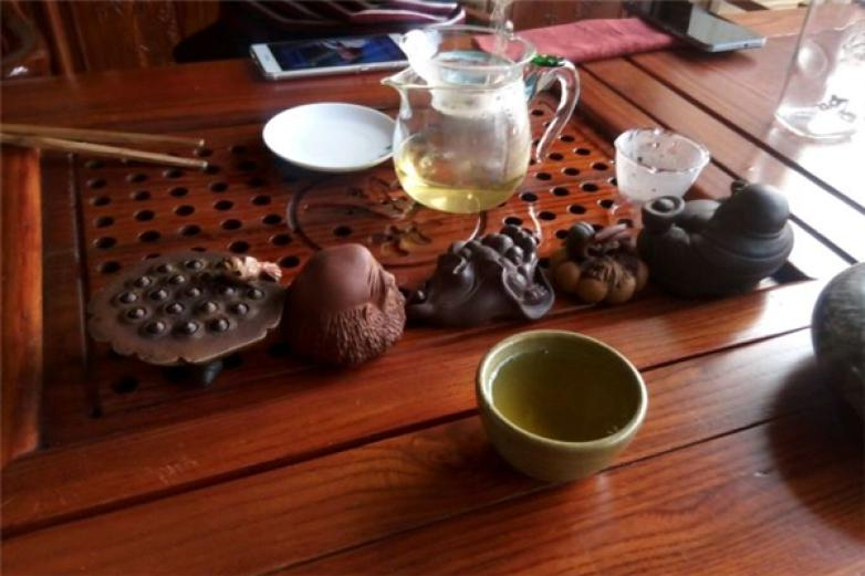 云南普洱茶加盟