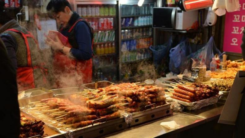韩国小吃加盟