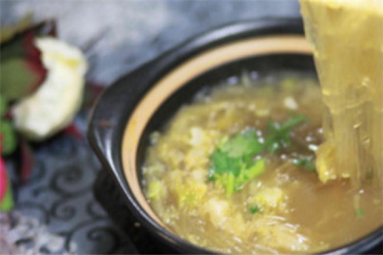 砂锅坛肉加盟