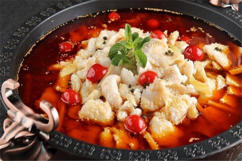 砂锅鱼加盟