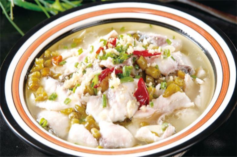 鲟龙记酸菜鱼加盟