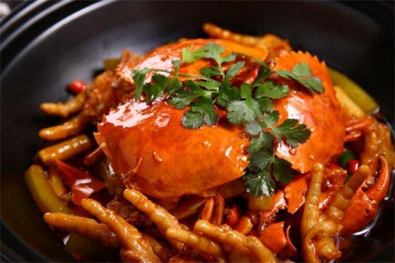 肉蟹煲加盟