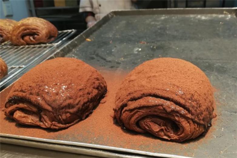 野面包加盟