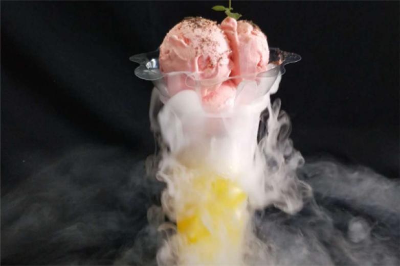 雾冰淇淋加盟