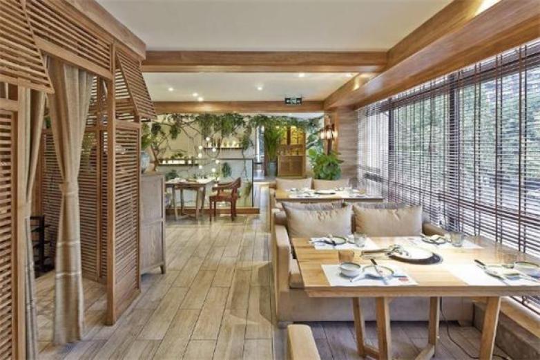 休闲餐厅加盟