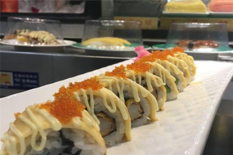 元通回转寿司加盟