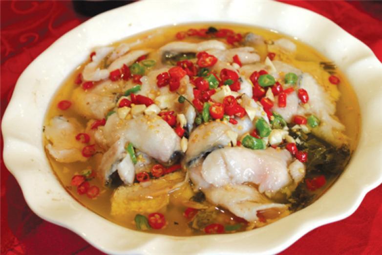 鱼吖吖酸菜鱼加盟