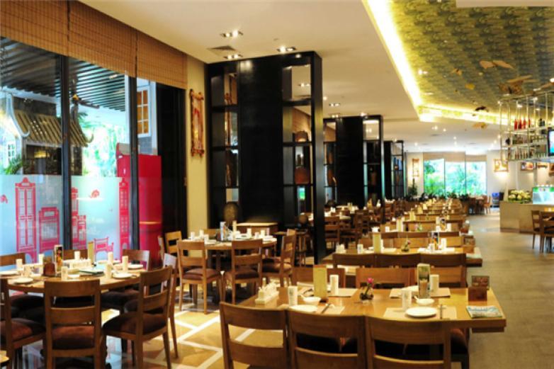 亚洲风尚自助餐厅加盟