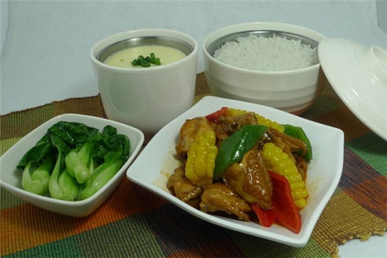 百佳旺中式快餐加盟