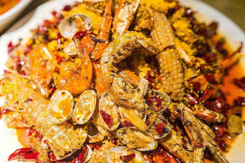 辣丁灣撈汁小海鮮加盟