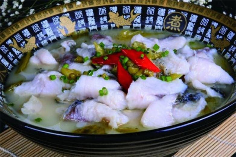 邹开喜酸菜鱼加盟