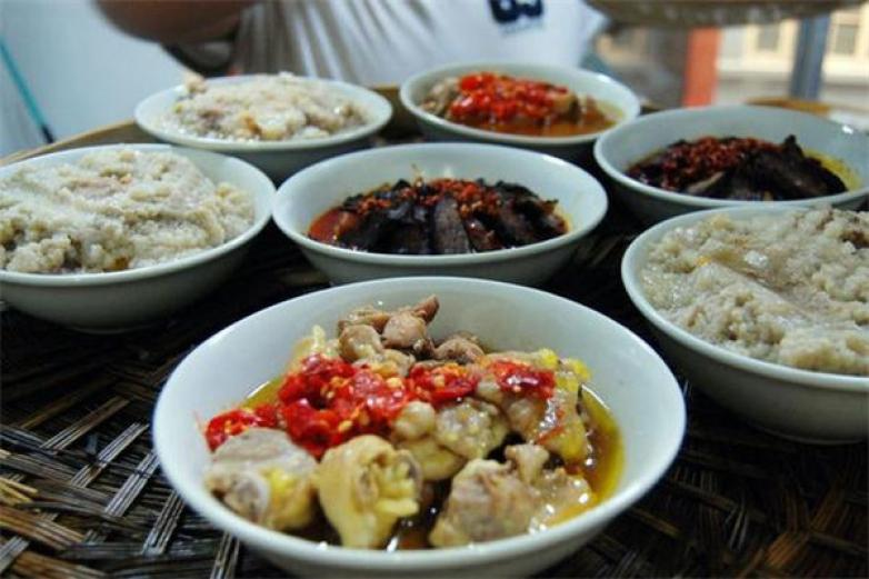 湘岳蒸菜加盟