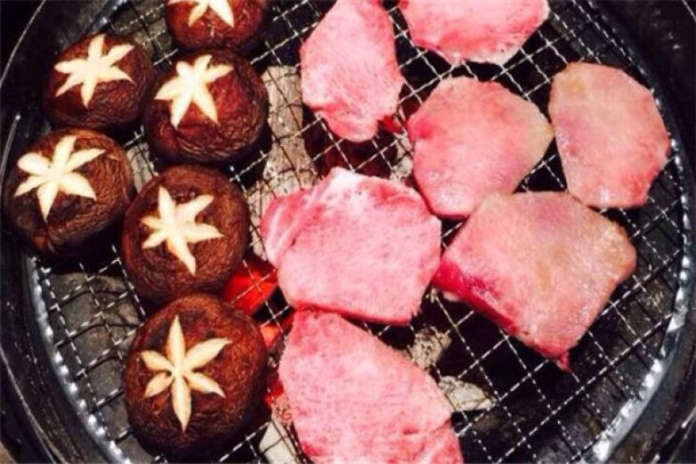 御牛道日式料理炭火烤肉加盟