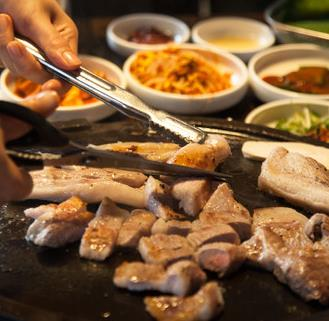 日式烤肉店