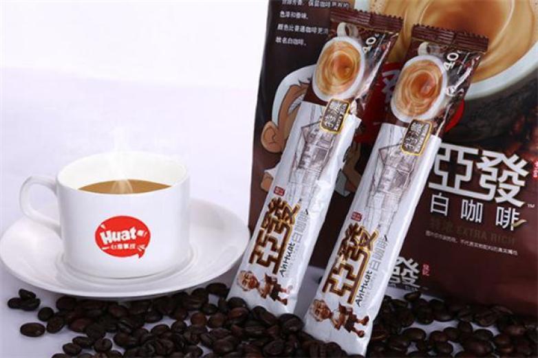 亚发白咖啡加盟