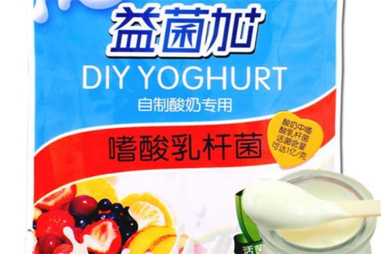 益菌加酸奶加盟