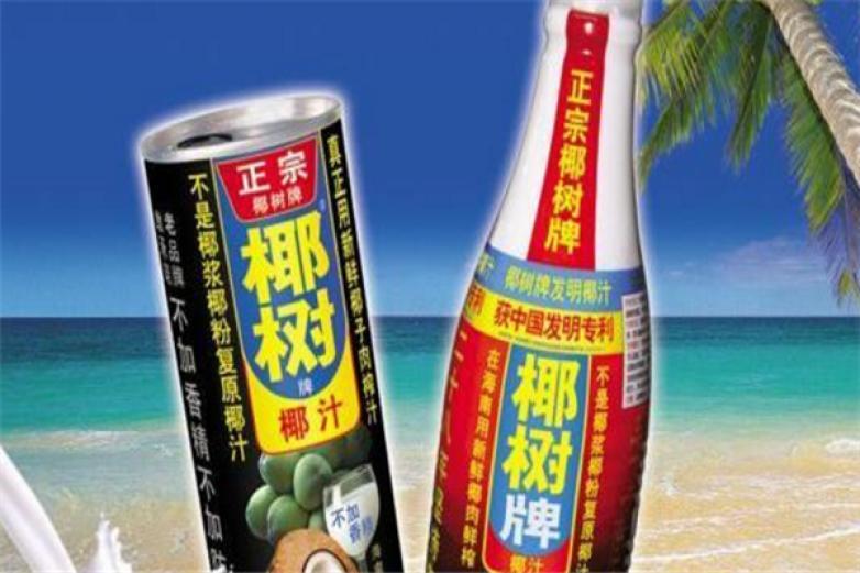 椰树牌椰子汁加盟