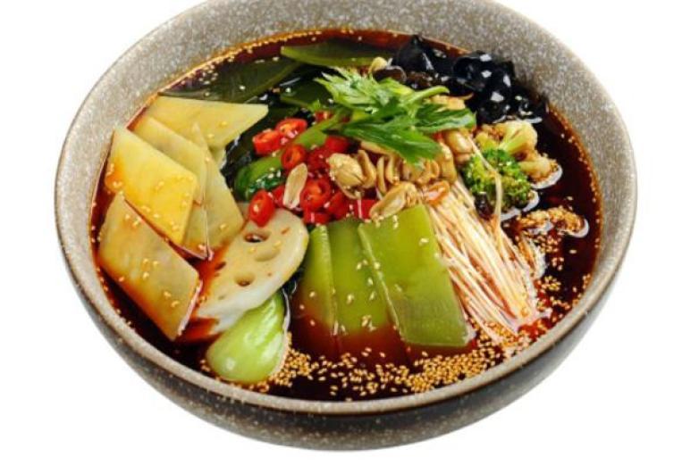 竹簍記冒菜加盟