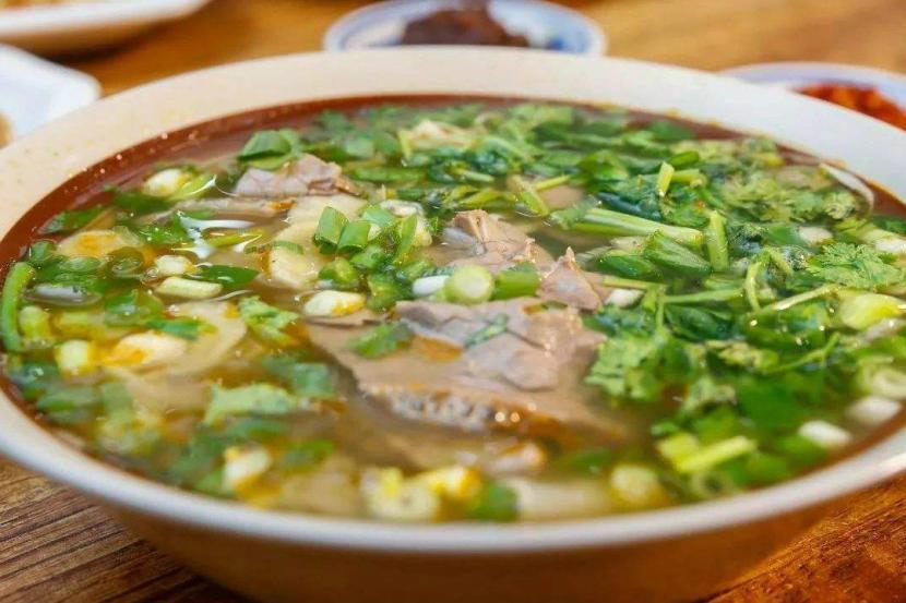 淮南牛肉湯加盟