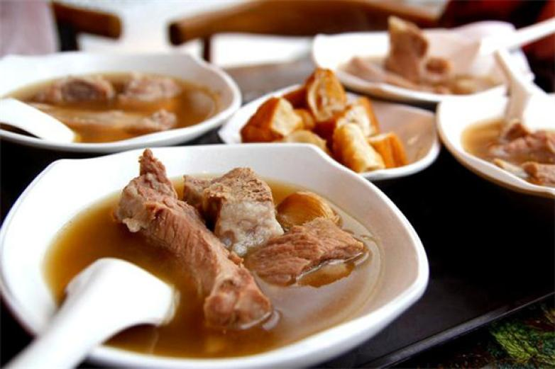 新加坡肉骨茶加盟
