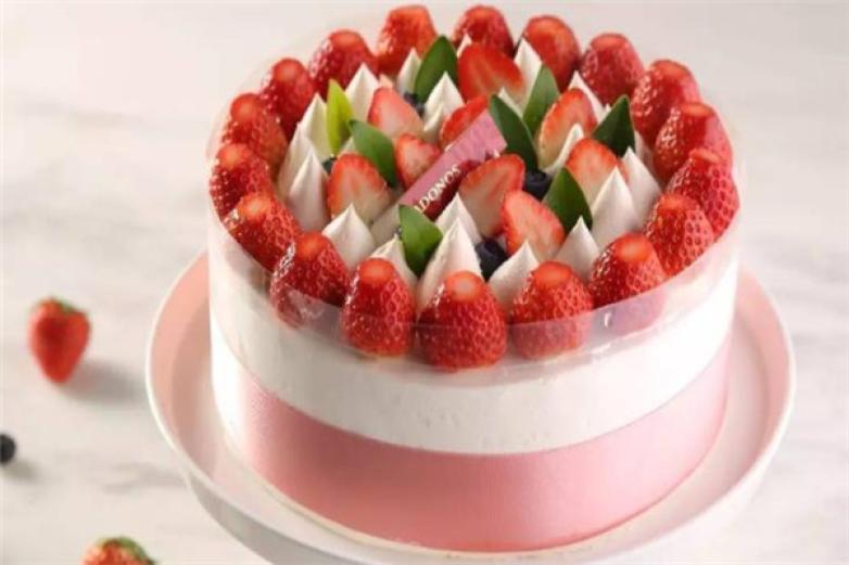惊人蛋糕加盟
