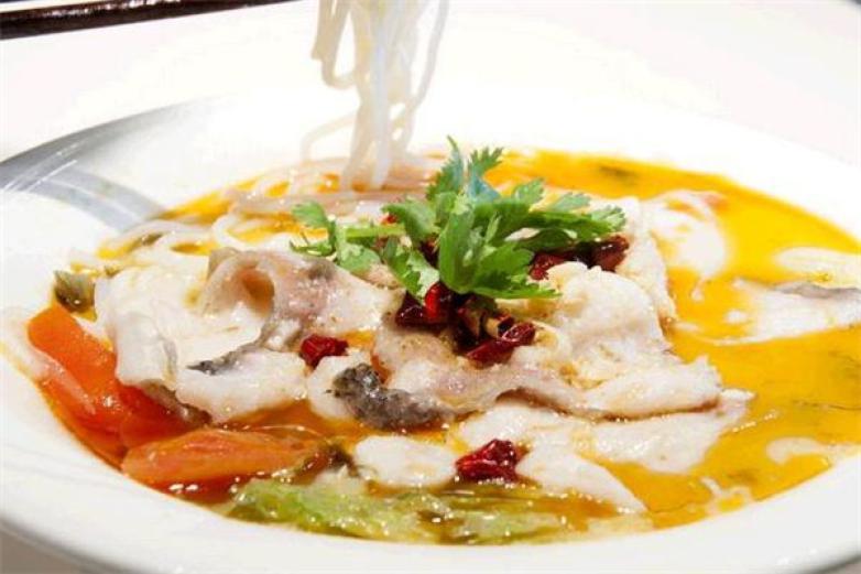 酸菜鱼米线加盟
