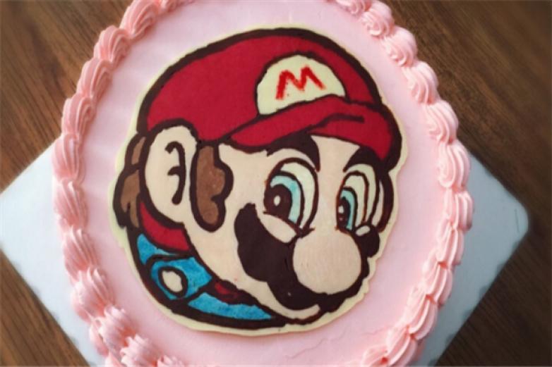 马里奥蛋糕加盟