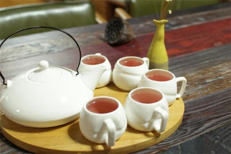 以茶会友加盟