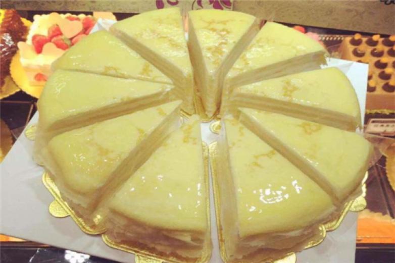 凯司令蛋糕加盟