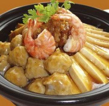 特色砂锅小吃