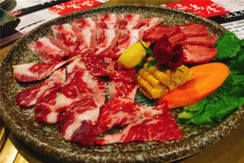 日式烤肉加盟