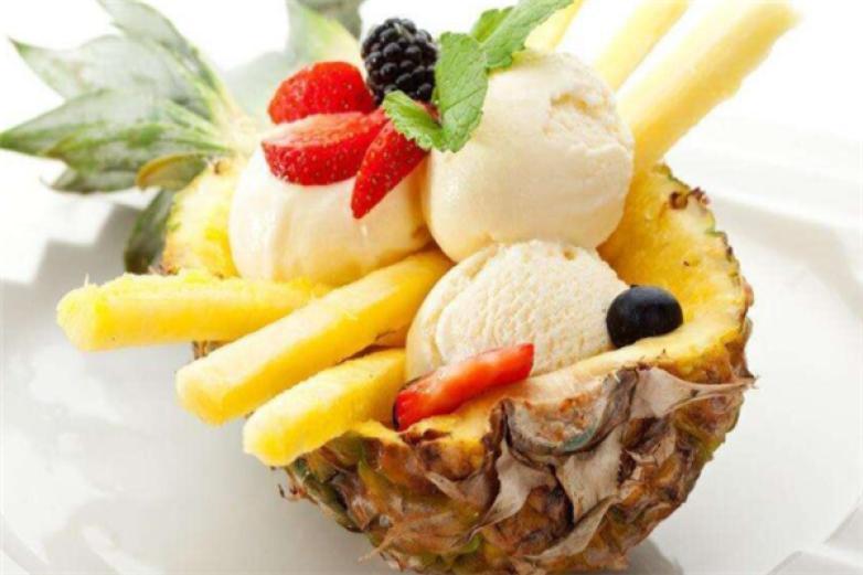 水果冰淇淋加盟