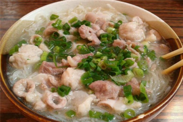 潮汕原味汤粉王加盟