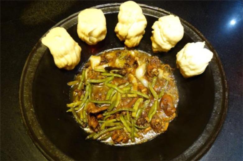 罗仙子铁锅炖加盟