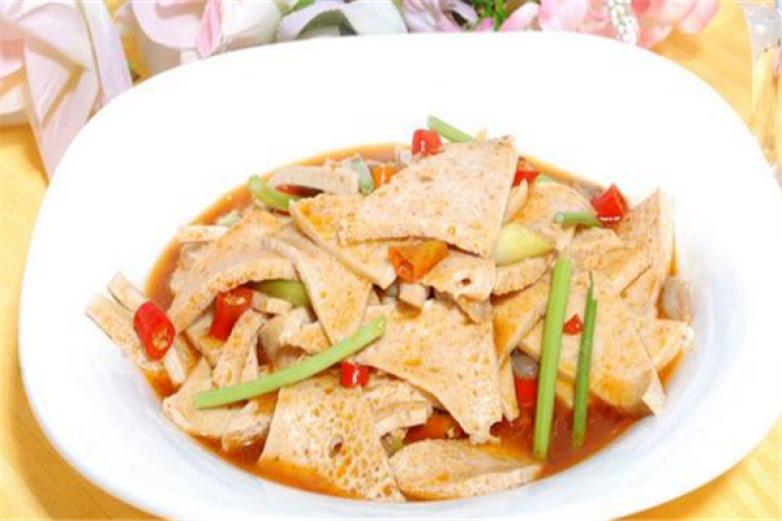 千页豆腐加盟