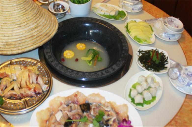 石锅鱼加盟