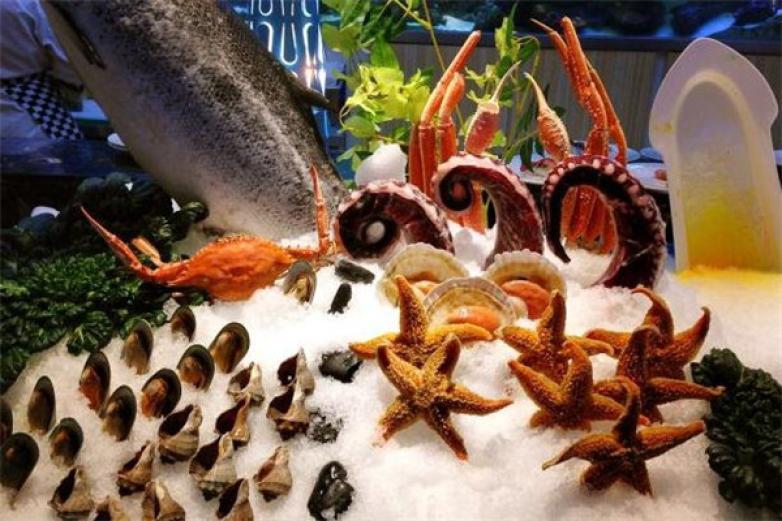 银海传奇海鲜自助加盟