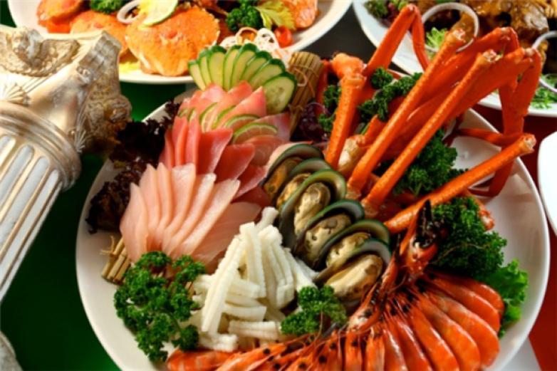 海鲜自助餐加盟
