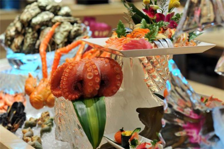 海鮮自助餐加盟