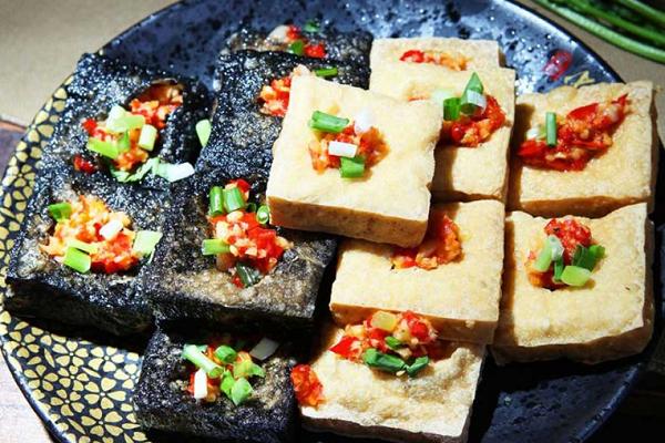 长沙臭豆腐