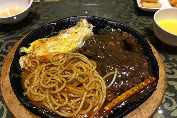 东方豪客西餐厅