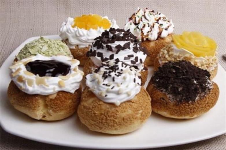泡芙时代甜品加盟
