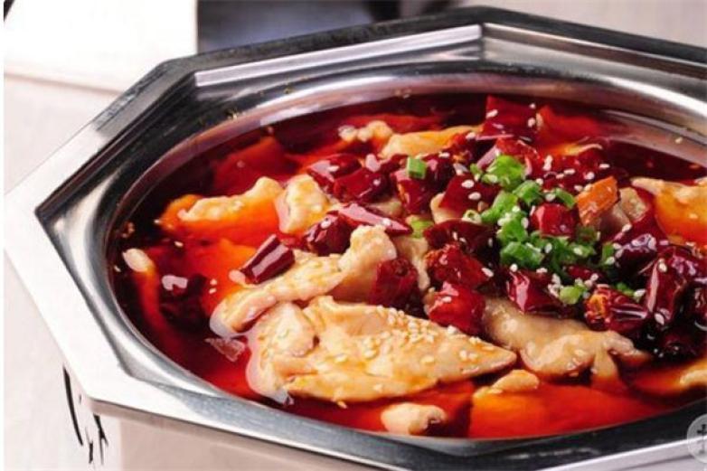 辣尚鲜巫山烤全鱼加盟