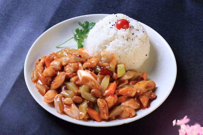 广州快餐加盟商