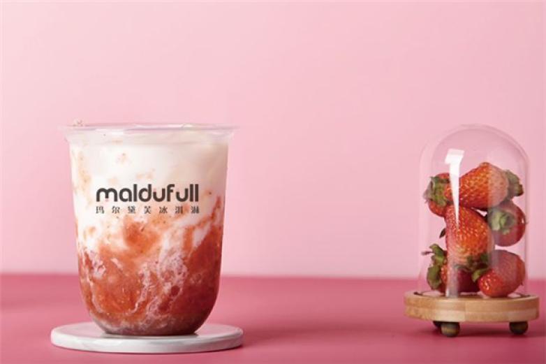玛尔黛芙冰淇淋加盟