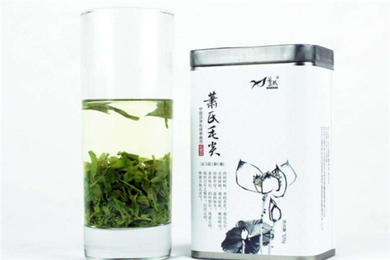 萧氏茶叶加盟
